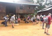 foto Trekking Palaung dorp