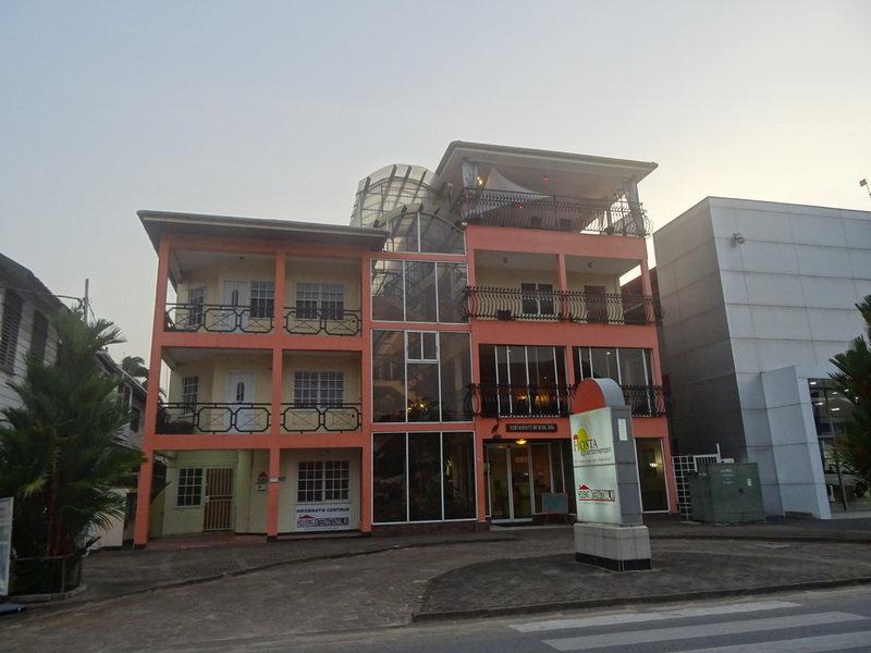 inwoners paramaribo 2017