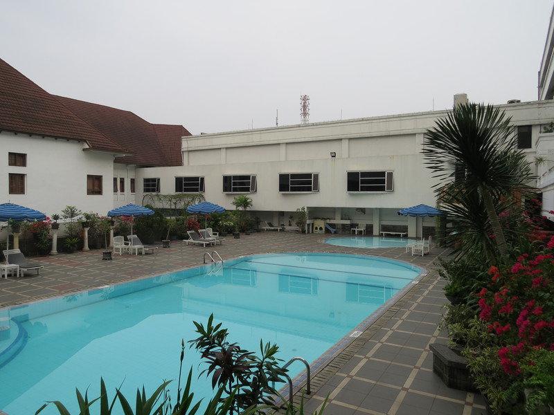 Accommodaties van de rondreis indonesi java bali hoogtepunten - Deco terras zwembad ...