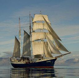 thumbnail Rondreis om Spitsbergen. Avontuurlijke cruise met zeilschip Antigua