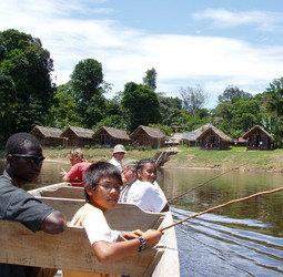 thumbnail Familiereis Suriname en Cura�ao