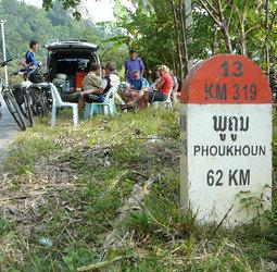 thumbnail Fietsvakantie Thailand & Laos