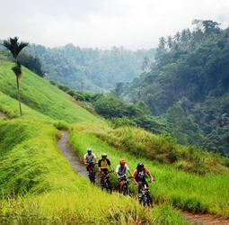 thumbnail Fietsvakantie Indonesi�