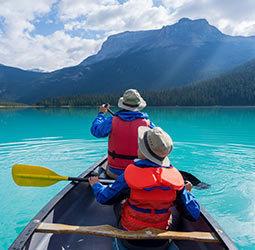 thumbnail Familiereis Canada West - Kampeer/hotel reis