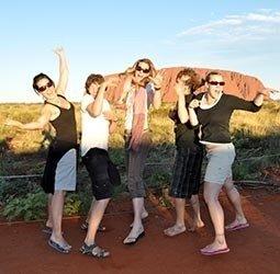 thumbnail Rondreis Australi� kampeer- en hotelreis