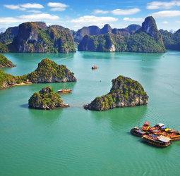Rondreis Vietnam Hoogtepunten