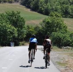 thumbnail Fietsvakantie Aveyron, Lot en Tarn