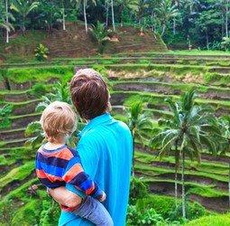 thumbnail Familiereis Indonesi� - Bali 0 t/m 4 jaar