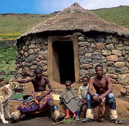 thumbnail Groepsrondreis Zuid-Afrika, Swaziland en Lesotho