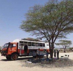 thumbnail Groepsrondreis met Dragoman door Ethiopi� en Kenia