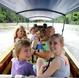 thumbnail Familiereis Privé Thailand Comfort
