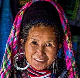 Rondreis - Vrouw op Reis naar Vietnam