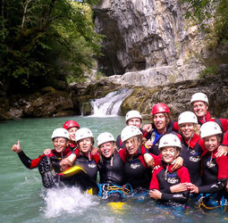 thumbnail Familiereis Multi-actief Spanje - in de Canyons van de Pyrenee�n