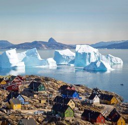 thumbnail Groepsrondreis Groenland Disko Bay