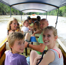 thumbnail Familiereis Privé Thailand Hoogtepunten