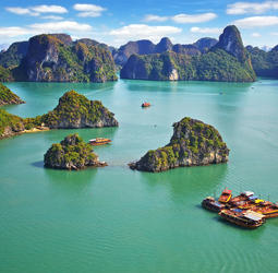 thumbnail Groepsrondreis Vietnam Hoogtepunten