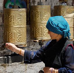 thumbnail Groepsrondreis Tibet en Nepal