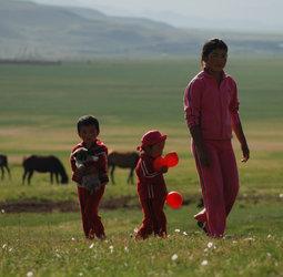 thumbnail Wandelvakantie Kirgizi�: Tien Shan - naar het Pamirgebergte
