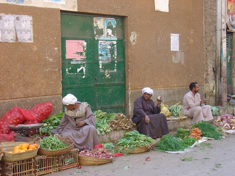 kosten visum egypte bij aankomst