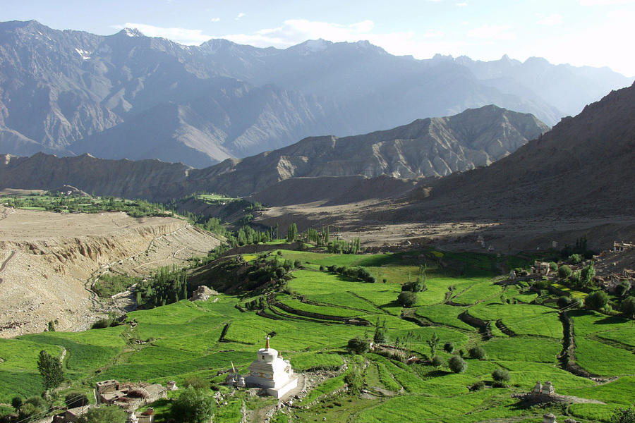 Sfeerimpressie Actieve wandelreis in klein-Tibet
