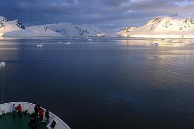 Sfeerimpressie Crossing the Circle: Voorbij de Zuidpoolcirkel