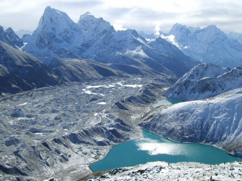 Sfeerimpressie Actieve wandelreis met  trektocht naar Mount Everest Basecamp
