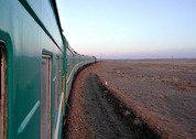 foto Trans-Mongolië Expres
