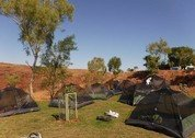 foto Wilpena Pound Campground