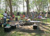 foto Lake Nakuru Campsite