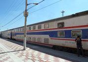 foto Kashgar naar Turpan