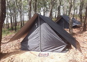 foto Knuckles campsite