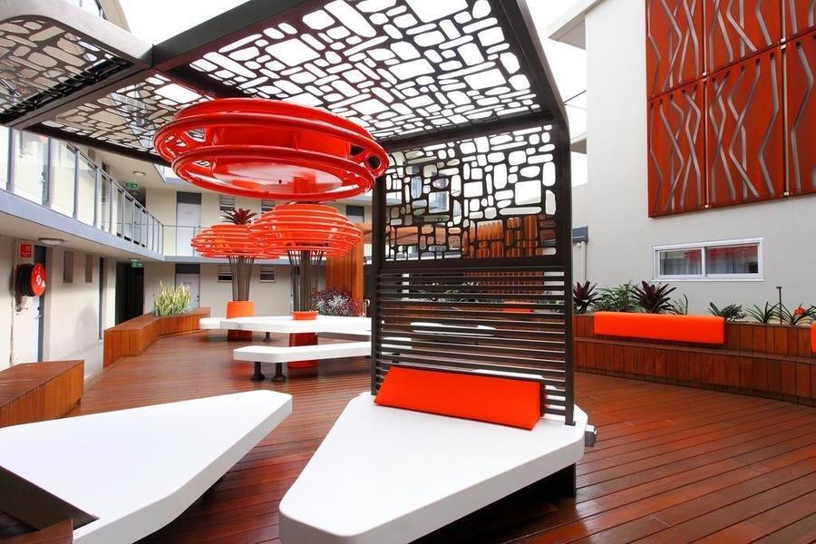 accommodaties van de rondreis australi nieuw zeeland. Black Bedroom Furniture Sets. Home Design Ideas