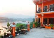 foto Houay Xai riverside