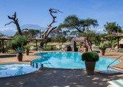 foto Amboseli Sentrim Tented Camp