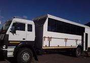 foto Truck en tent