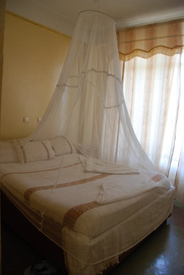 Accommodaties van de rondreis ethiopi - Ondergrondse kamer ...