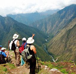 Familiereis Peru