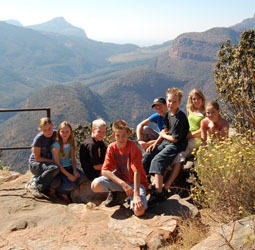 thumbnail Familiereis Zuid-Afrika en Swaziland