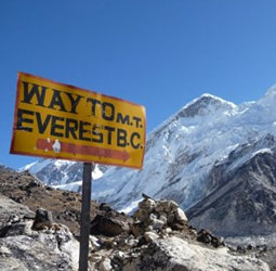 Groepsrondreis Nepal Everest