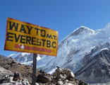 Rondreis Everest Basecamp