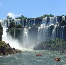 Rondreis Argentini� en Brazili�