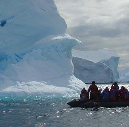 Rondreis Antarctica - Fly/Cruise