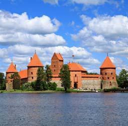 Sawadee: Rondreis ESTLAND, LETLAND EN LITOUWEN - 7 dagen</a><br>Hoogtepunten van de Baltische Staten