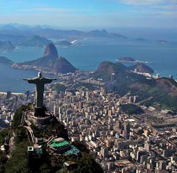 Familiereis Argentini� en Brazili�