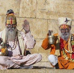 Familiereis India en Nepal