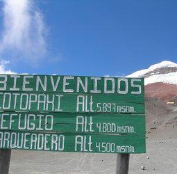 Fietsvakantie Ecuador afbeelding