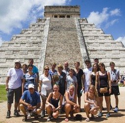 Reizen Mexico