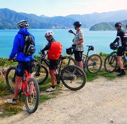 thumbnail Fietsvakantie Nieuw Zeeland