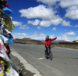 thumbnail Fietsvakantie Tibet & Nepal