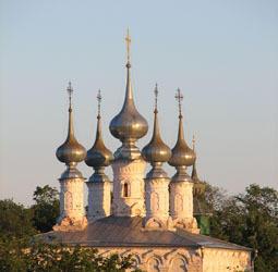 Rondreis Rusland